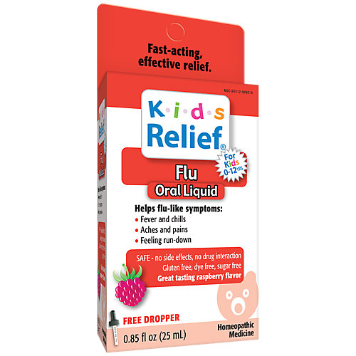 Kids Flu Relief
