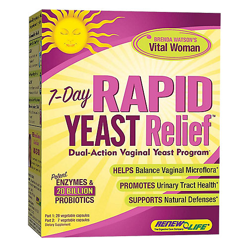 Rapid Yeast Relief