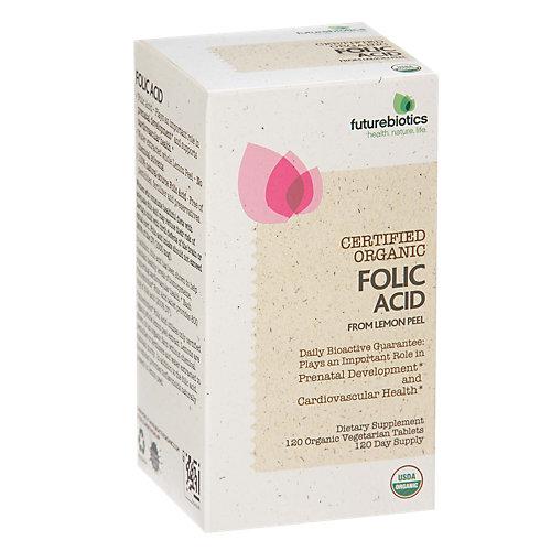 Folic Acid Certified Organic