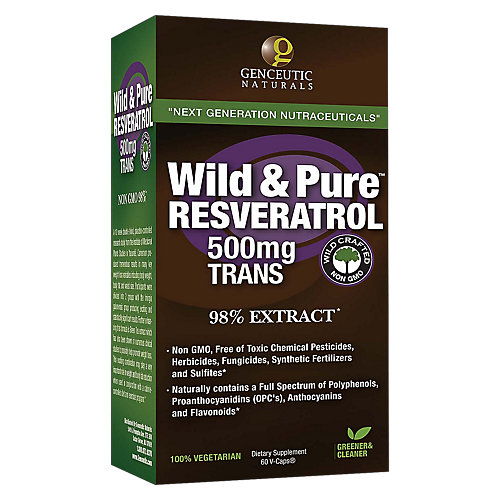 Wild Pure Resveratrol