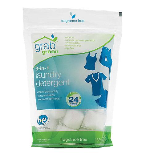 Grabgreen 3in1 Laundry Detergent
