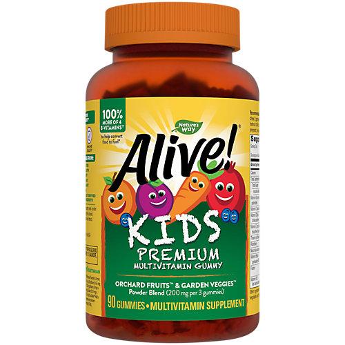 Alive Multivitamin Gummies for Children