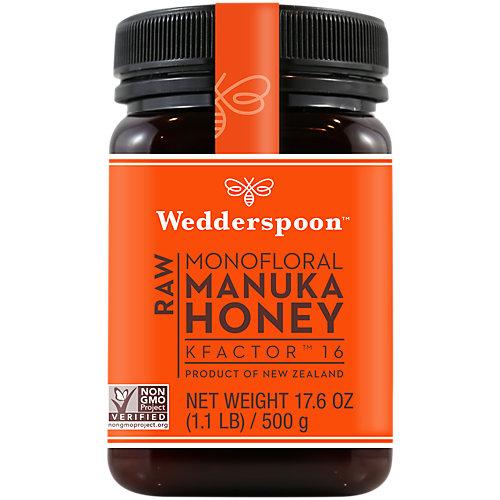 100 Raw Manuka Honey