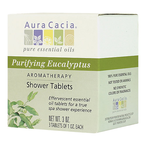 Purifying Eucalyptus Shower Tablets