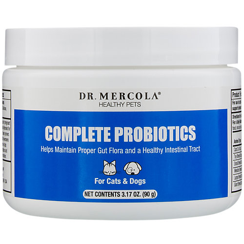 Complete Probiotics for Pets