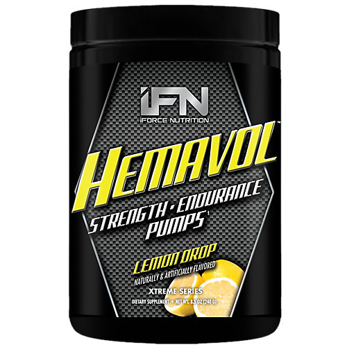 iForce Nutrition Hemavol Lemon Drop 32 Servings by iForce Nu