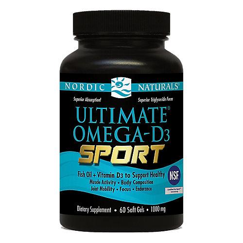 Ultimate Omega D3 Sport