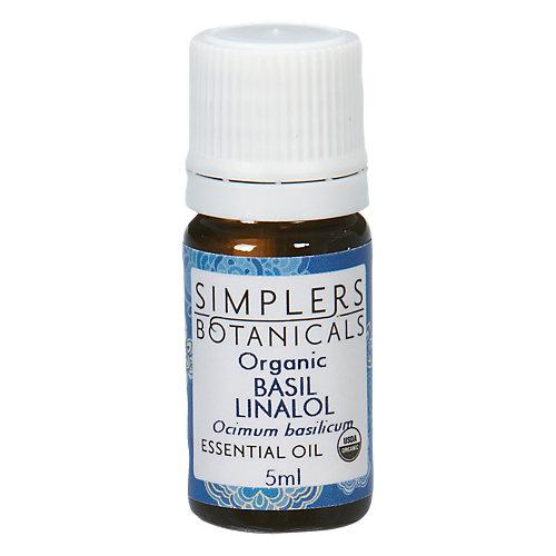 Basil Linalol Essential Oil