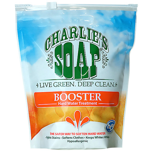 Charlies Soap Booster/hard Water Softener