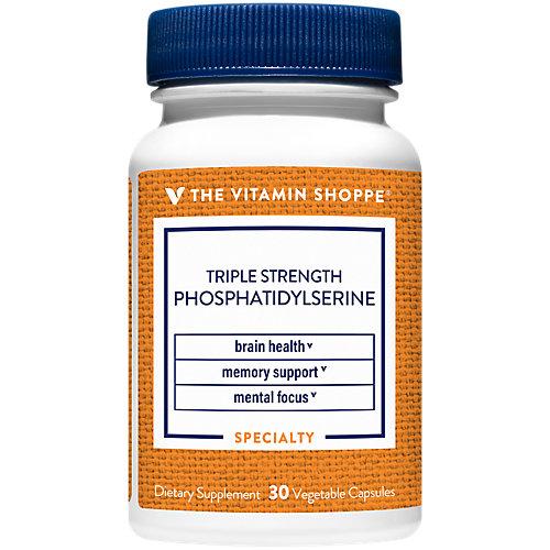 Triple Strength Phosphatidylserine