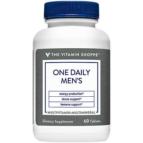 One Daily Mens Multivitamin