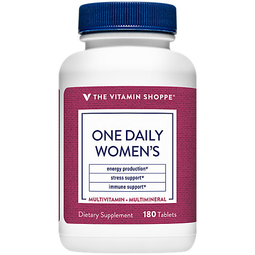 One Daily Womens Multivitamin