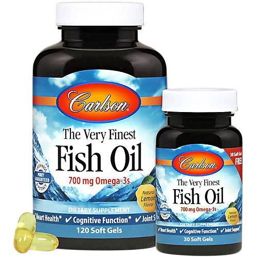 Fish oil usa for Carlson labs fish oil