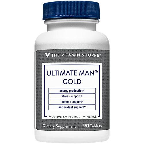 Ultimate Man Gold Multivitamin