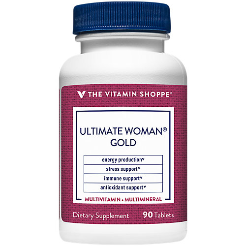 Ultimate Woman Gold Multivitamin
