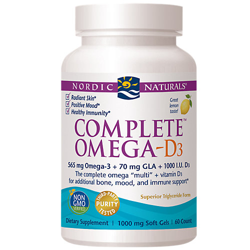 Complete OmegaD3