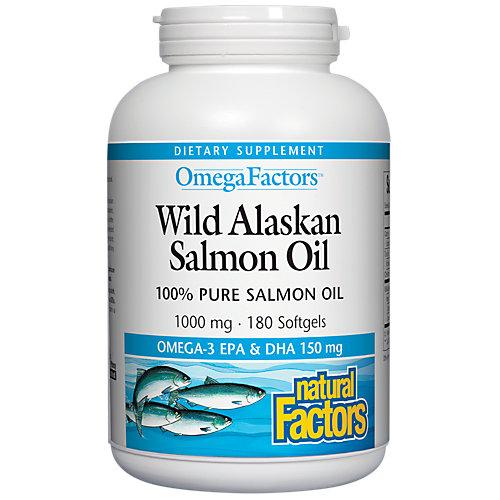 Wild Alaskan Salmon Oil