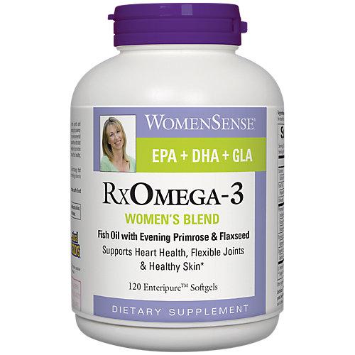 RxOmega3 Factors Women