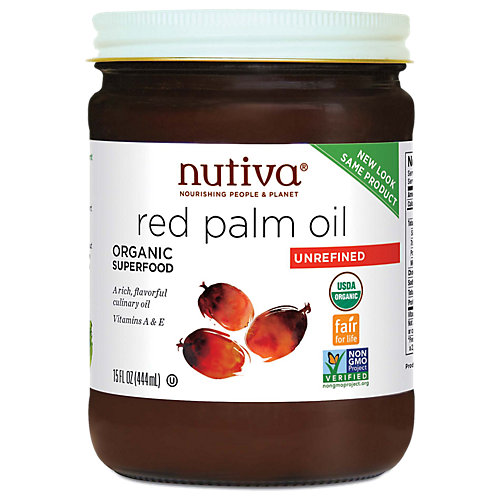 Organic Red Palm Oil