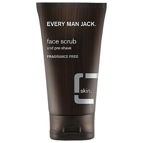 Every Man Jack Face Scrub Fragrance Free