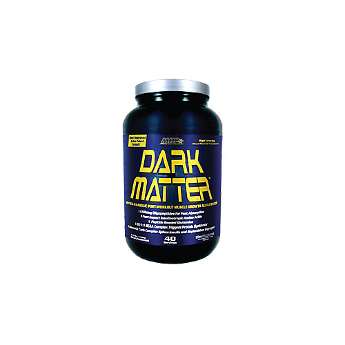 Dark matter post workout