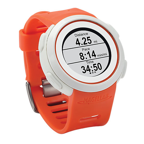 Echo Sports Watch Orange