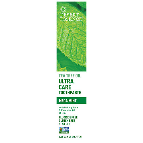 Natural Tea Tree Toothpaste Ultra Care