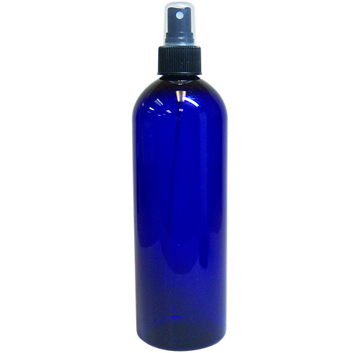 12 oz. PET Bottle with Spray