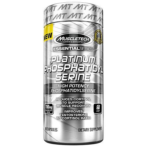 Platinum Phosphatidylserine