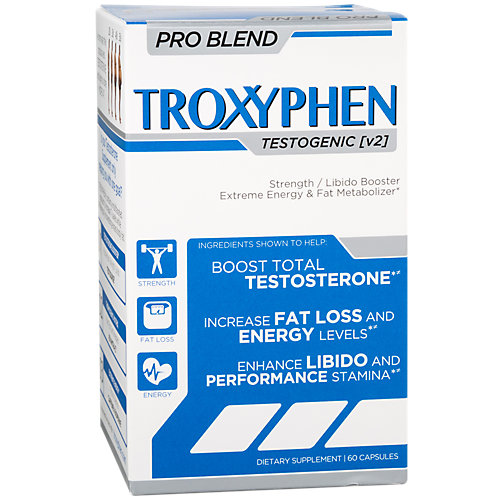 Troxyphen Testosterone Support