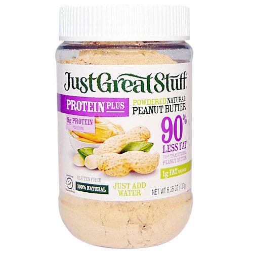 Just Great Stuff Protein Plus Powdered PB