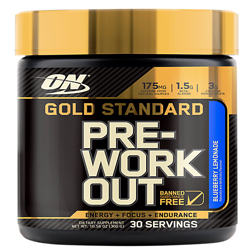 Gold Standard PreWorkout