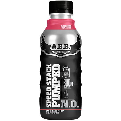 Speed Stack Pumped N.O. Watermelon