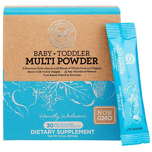 Baby Toddler Multi Powder