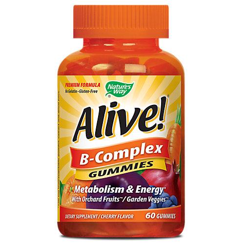 Alive B Complex Gummies