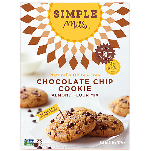 Naturally Glutenfree Chocolate Chip Cookie Mix