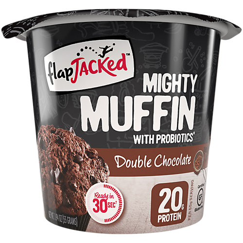 Mighty Muffin Double Chocolate
