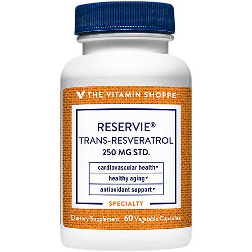 Trans-resveratrol vs resveratrol