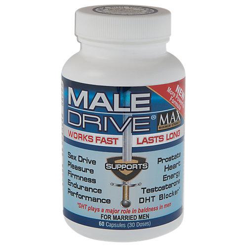 Male Drive Maximum Formula