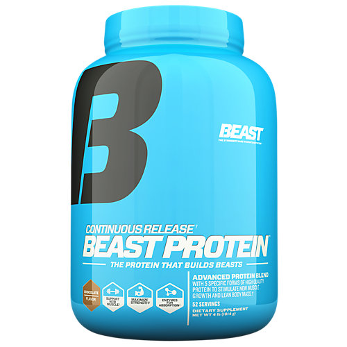 Beast Protein Chocolate 4 Lb