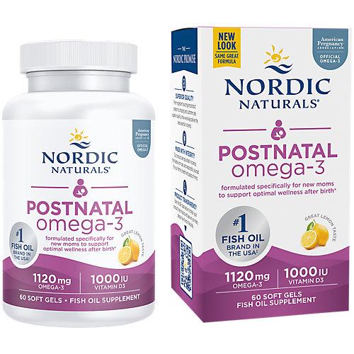 Postnatal Omega 3