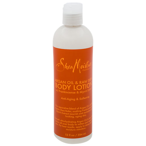 Argan Oil Raw Shea With Frankincense Myrrh