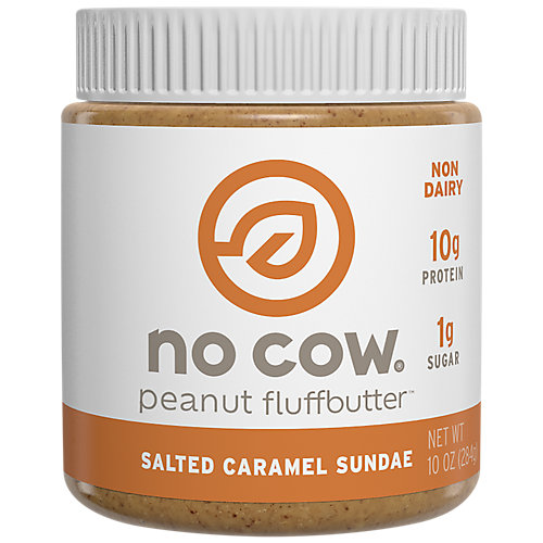 Salted Caramel Sundae Peanut Fluffbutter