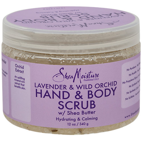 Lavender Wild Orchid Hand and Body Scrub