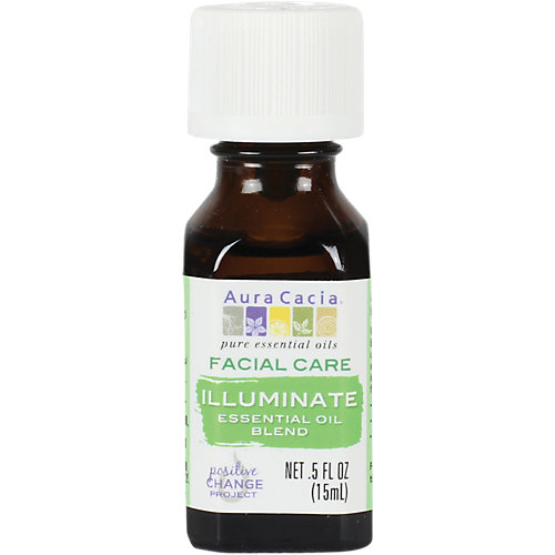 Facial Care Essential Oil Blend Illuminate