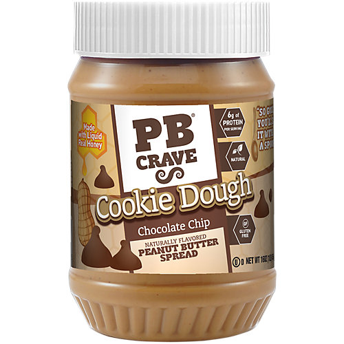 PB Crave Cookie Nookie Peanut Butter
