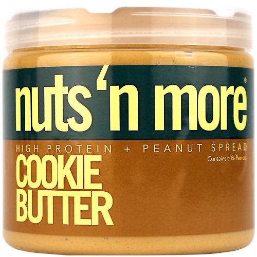 High Protein Cookie Butter Peanut Butter