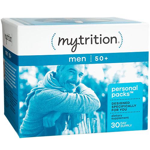 Men 50+ Personal Packs