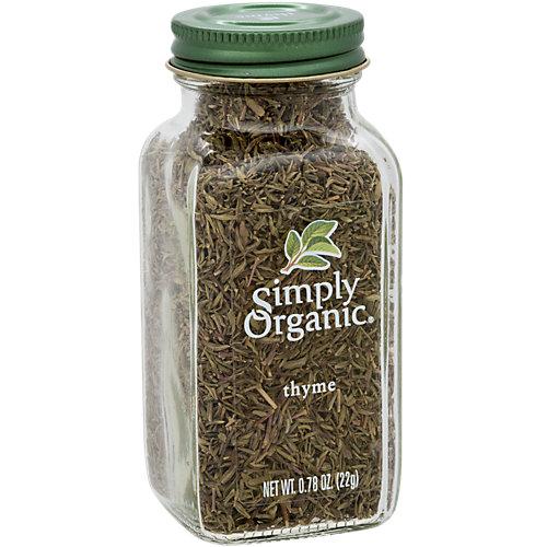 Simply Organic Thyme Leaf 0.78 oz