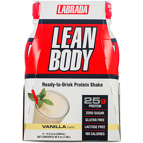 Lean Body On the Go